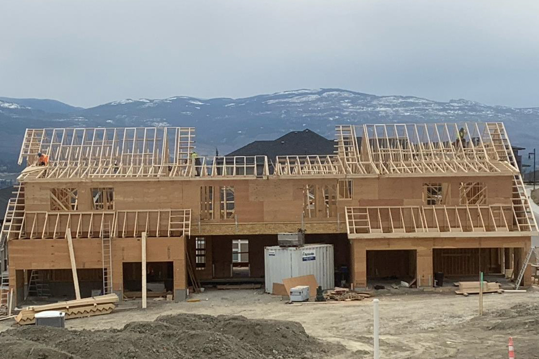 Block 12 Elevations Progress – April 16th 2020