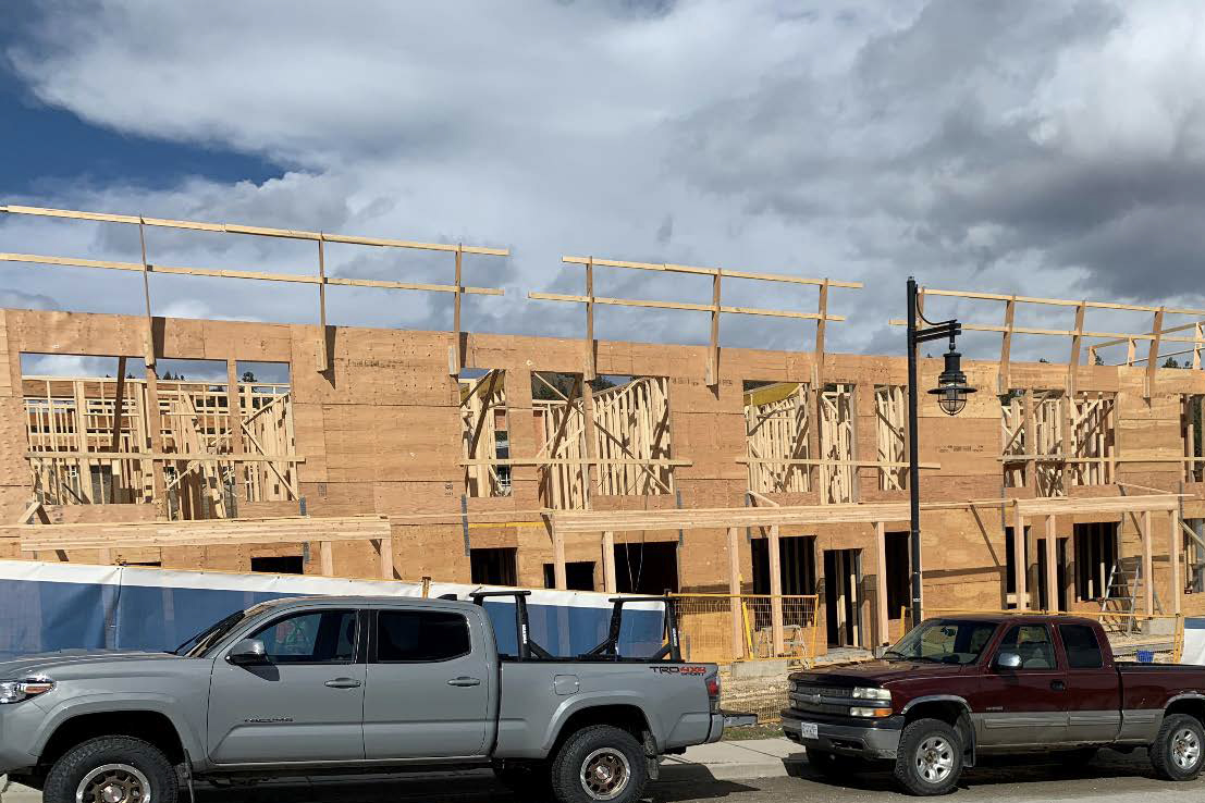 Block 12 Framing2 – March 30th, 2020