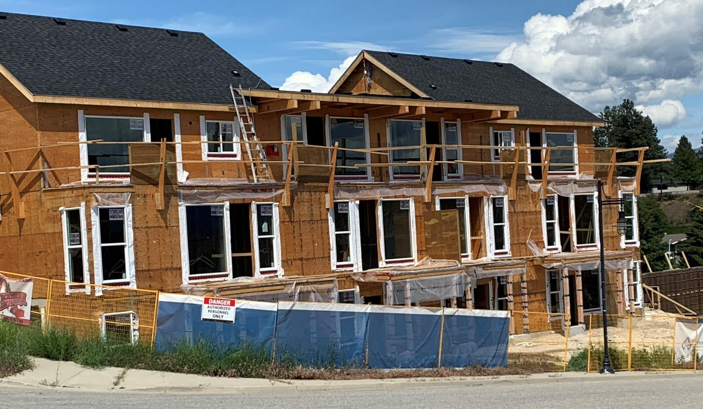 Block 12 Installation of Doors and Windows – June 11th 2020