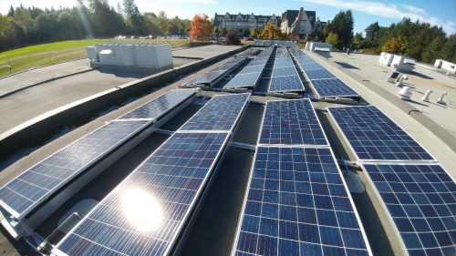 Promontory Kelowna - the BC's first solar powered townhome community